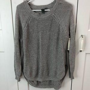 Quinn raglan knit sweater